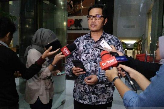 KPK menyita Rp130 juta geledah rumah Kabid SDA PUPKP Yogyakarta