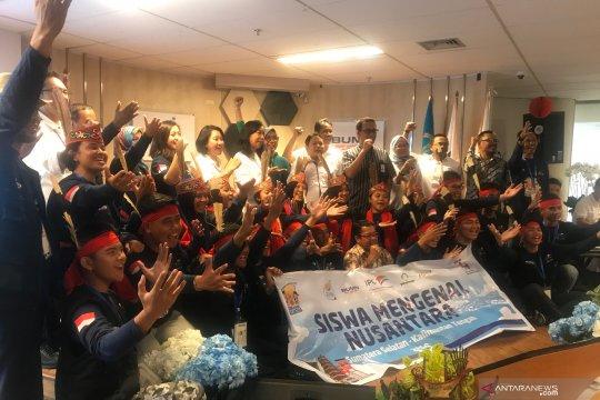 Siswa Mengenal Nusantara diharapkan jadi pemimpin BUMN masa depan