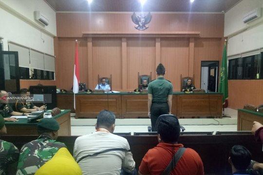 Keluarga korban mutilasi ingin terdakwa oknum TNI dihukum mati