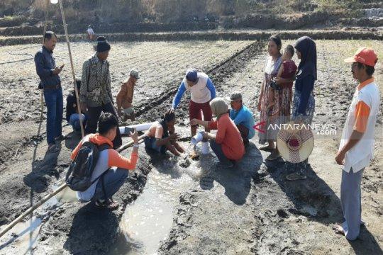 Kaji sumber air, tim ahli dikirim ke di Widoro Lor-Gunung Kidul