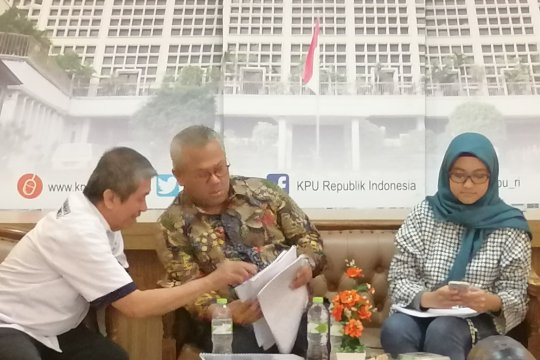 KPU meminta DPR revisi terbatas UU Pemilu
