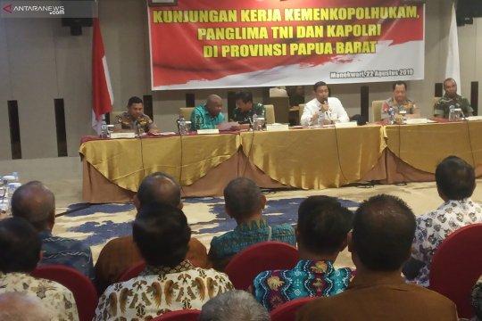 Presiden sampaikan salam persaudaraan untuk masyarakat Papua