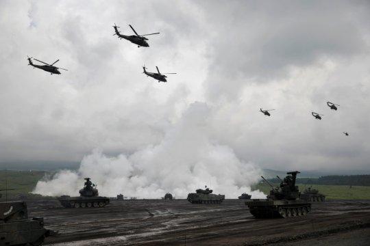 Jepang akan teken kerja sama ekspor senjata ke Vietnam