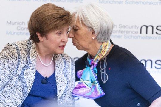 Dewan eksekutif IMF rekomensidasi hapus batas umur direktur pelaksana