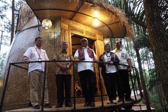 Pemerintah targetkan 2 juta wisman kunjungi Jateng dan Yogyakarta