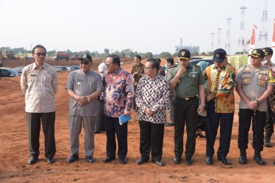 Pembangunan Kampus UIII Depok terkendala pembebasan lahan
