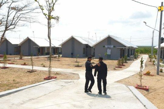 Kementerian PUPR bangun rusun petugas lapas di Nusakambangan