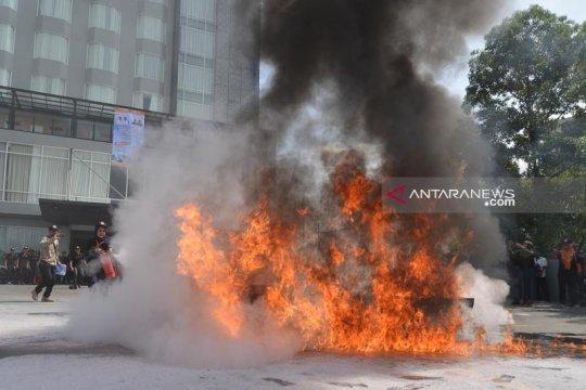 65 kebakaran terjadi di Banda Aceh sepanjang Agustus 2019