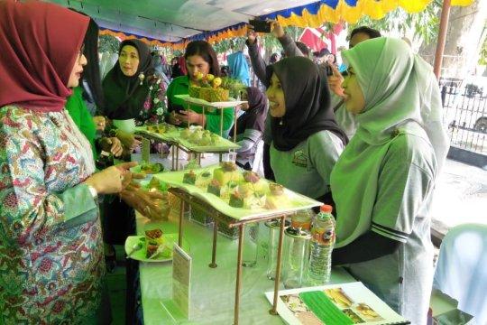 DKP Mataram gelar lomba menu berbasis pangan lokal