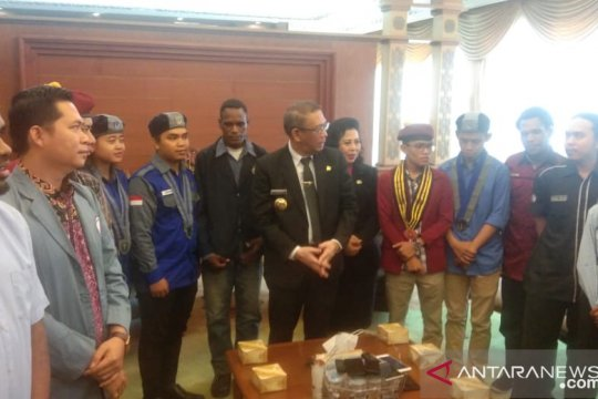 Gubernur Kalbar jamin keamanan mahasiswa asal Papua