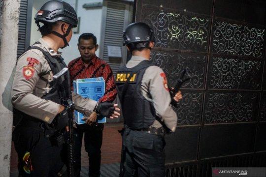 KPK geledah kantor PT Manira Arta Mandiri