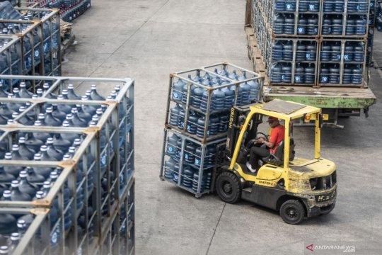 Target pertumbuhan bisnis air minum dalam kemasan