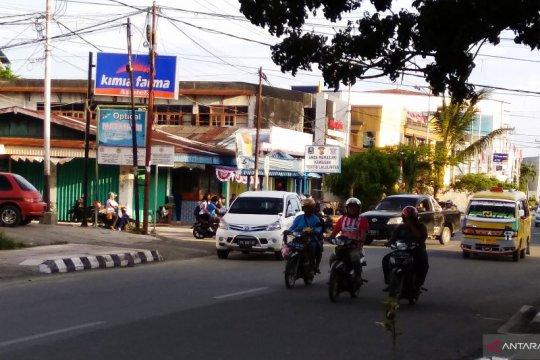 Aktivitas warga di Biak Numfor normal