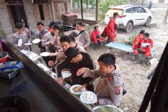 Pemerintah Kabupaten Musi Banyuasin buka dapur umum