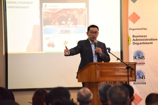 Ridwan Kamil nilai pemekaran provinsi tak relevan