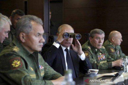 Putin perintahkan aksi balasan Rusia terhadap uji coba rudal AS
