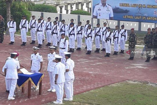 Bupati Nunukan harapkan TNI AL bersinergi bangun daerah perbatasan