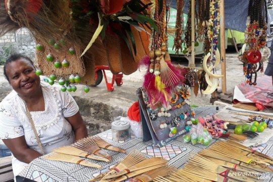 Kegiatan ekonomi Manokwari kembali bergeliat