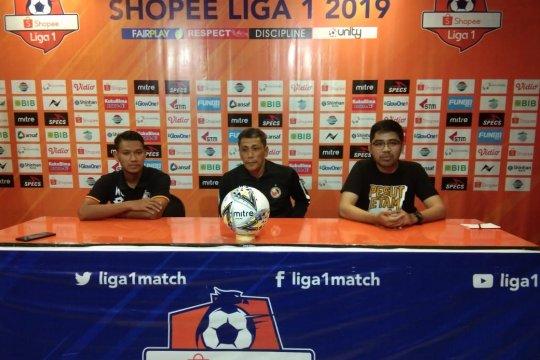 Meski terlambat tiba, Semen Padang FC siap curi poin di Samarinda