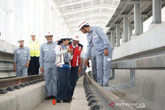 Pengoperasian LRT Cawang-Cibubur mundur, tidak jadi Oktober 2019