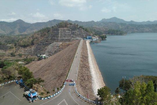 Jasa Tirta kurangi jatah pasokan air PLTA Niyama