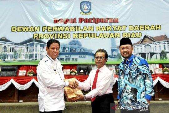 DPRD Kepulauan Riau periode 2014-2019 pamit