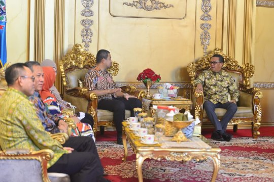 Sulsel dan Kerajaan Johor Malaysia siap bekerja sama sejumlah sektor