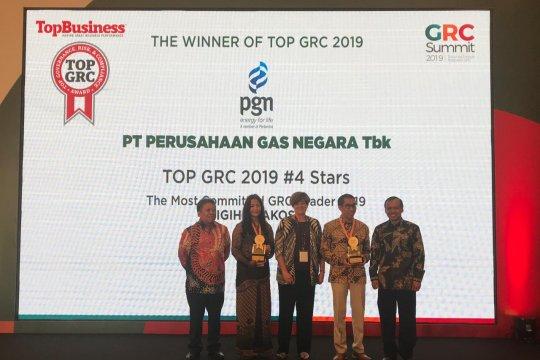 PGN raih dua penghargaan pada TOP GRC 2019