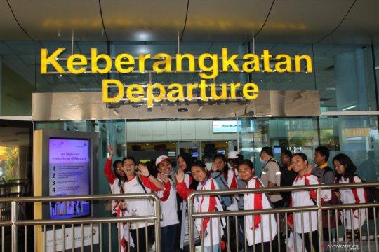 Bandara Jambi optimalkan penanganan barang tertinggal