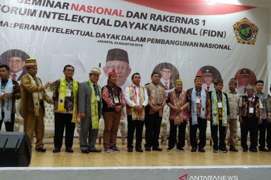 Menteri di kabinet, diusulkan ada dari Suku Dayak