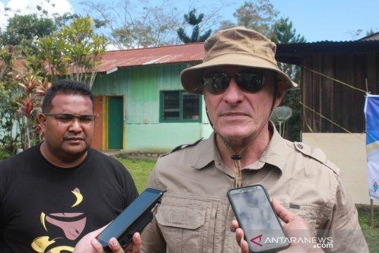 Pemerintah Inggris bantu petani kopi di Papua