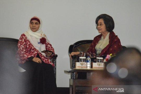 Meutia Hatta sebut perempuan berhak dan wajib isi pembangunan
