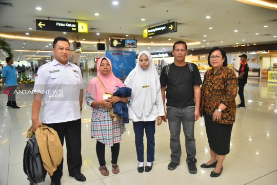 Warga Surabaya jadi TKI ilegal di Malaysia dipulangkan
