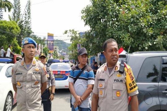Situasi Jayapura aman dan kondusif menurut polisi