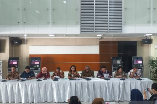 "20 orang calon pimpinan KPK lulus tahap ""profile assessment"""