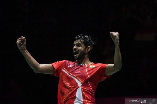 Sai Preneeth positif COVID-19, ditarik dari Thailand Open