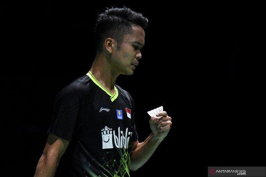 Anthony Ginting diminta bermain lebih fokus di China Open 2019