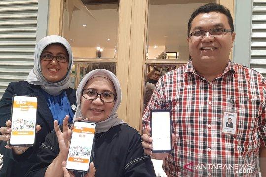 Kredit perumahan BNI Palembang tumbuh 4,49 persen semester I/2019