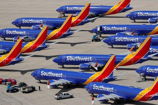 AS undang pilot Boeing 737 MAX seluruh dunia untuk uji simulator