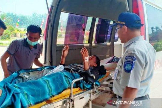 Hanya hitungan jam, Jasa Raharja Riau santuni korban lakalantas
