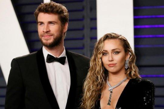 Liam Hemsworth tahu soal perpisahannya dengan Miley dari media sosial