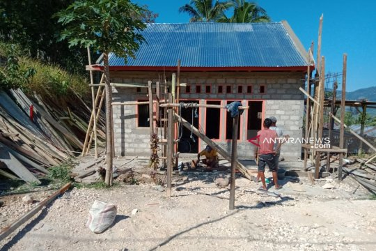 200 keluarga di Goreng Meni punya jamban sehat berkat Dana Desa