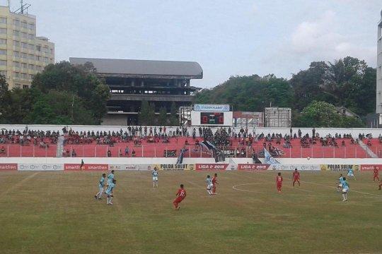 Madura FC tahan imbang 0-0 BFC Sulut United