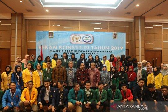 MPR RI buka Pekan Konstitusi Tahun 2019