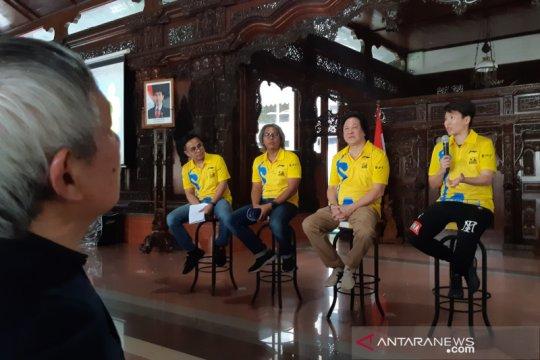 Peserta Kudus Relay Marathon 2019 beruntung bakal dikirim ke Singapura