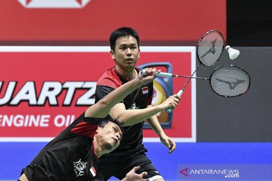 The Daddies vs Minion di final, Indonesia pastikan juara ganda putra