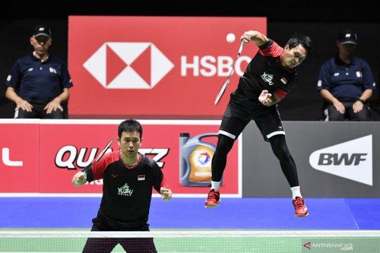 Denmark Open, Hendra/Ahsan dan Wahyu/Ade lolos ke babak kedua