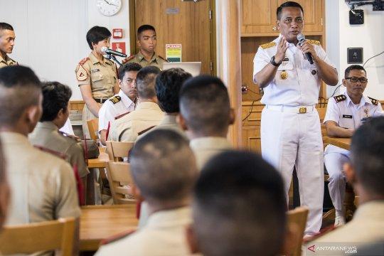 Taruna AAL terima arahan tentang kepemimpinan maritim
