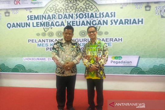 OJK: Pangsa pasar perbankan syariah miliki peluang besar di Aceh