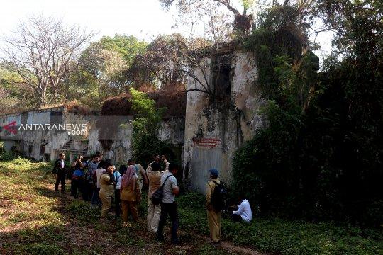 Benteng Kedung Cowek segera direvitalisasi untuk cagar budaya